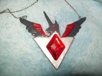 The Alicorn Amulet by Barnyardfan4