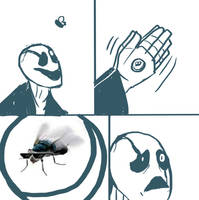 gaster meme by Itachei
