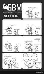 GBM 01 - Meet Hugh by zephleit