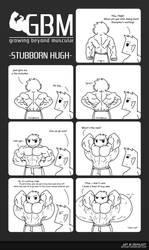GBM 03 - Stubborn Hugh by zephleit