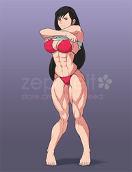 [COM B5.05] Tifa by zephleit