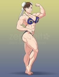 [COM B9.04] Chun-Li by zephleit