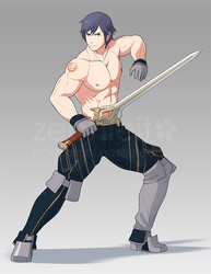 [COM B10.08] Chrom by zephleit
