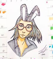 Sasa The Bunny by masako12