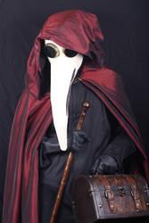 Dr. Plague by TheKidNiki
