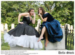 The Gossip by Della-Stock
