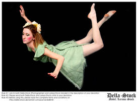 Flying Fraulein Fairy.3 by Della-Stock