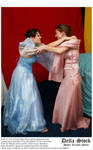 Princess Fight by Della-Stock