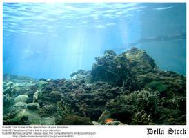 Sea World: Dolphin Cove.2 by Della-Stock