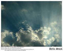Light Rays.3 by Della-Stock