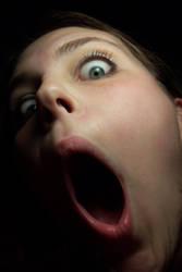 The 'O' Screamer by Della-Stock