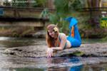 Mermaid Melanie 4 by Della-Stock