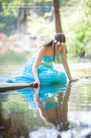 Water Goddess.11 by Della-Stock