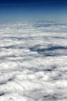 Sea of Clouds by Della-Stock