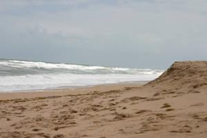 Sand and Sea by Della-Stock