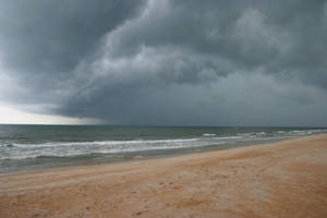 TS Alberto Beach Clouds.3 by Della-Stock