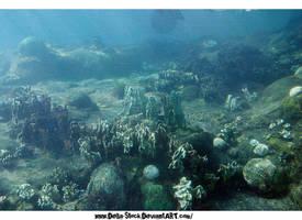 Under The Sea-The Ocean World2 by Della-Stock