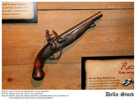 Pirate Gun by Della-Stock