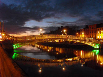 Dublin Night by original001