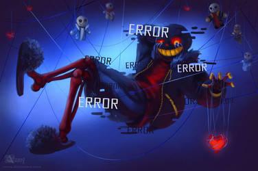 Error Sans by Azany