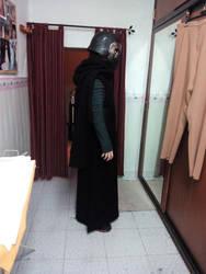 Kylo ren costume WIP -costume- by wollstreet