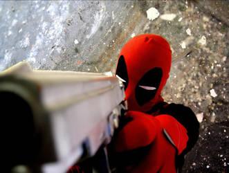Deadpool x24 by yume-ninja