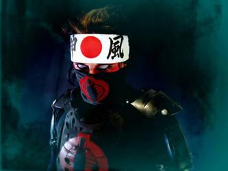 Cobra Ninja x8 by yume-ninja