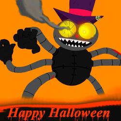 Some Halloween Spirit by Disturbulator