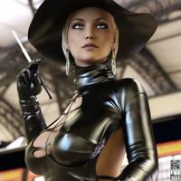 Valentina Bellucci [SCENE #09] by Chemicq