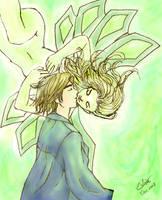 Tha fairy's Kiss by FernandaNia