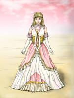 Princess of nowhere by FernandaNia