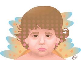 Cry baby by FernandaNia