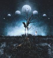 The Tree of Lost Innocence by DigitalGrief