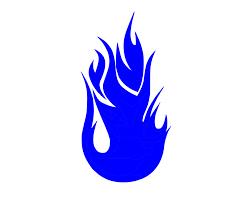Blue Fire 2 by LightOG