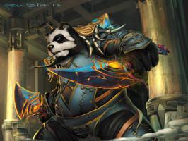 Bear a thief by panbin