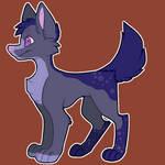 Dog Adoptable OTA OWNED BY Galaxykitty91 by TechnoSchnauzer