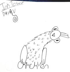 [InkTober|Day V] Chicken by TechnoSchnauzer