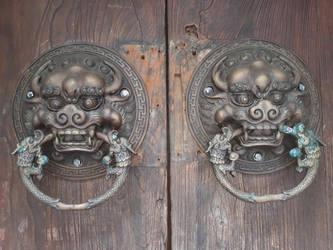 A Nice Pair of Knockers by Ghostexorcist