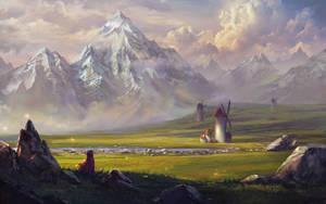 Mountain by Edwardch93