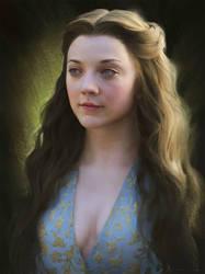 Margaery Tyrell by Edwardch93