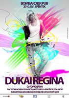 101015 - Dukai Regina Flyer by saramatyas