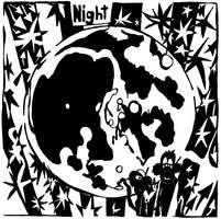 Night Maze by ink-blot-mazes
