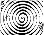 Eliptical Mazes by ink-blot-mazes