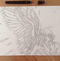Wings by Celynda
