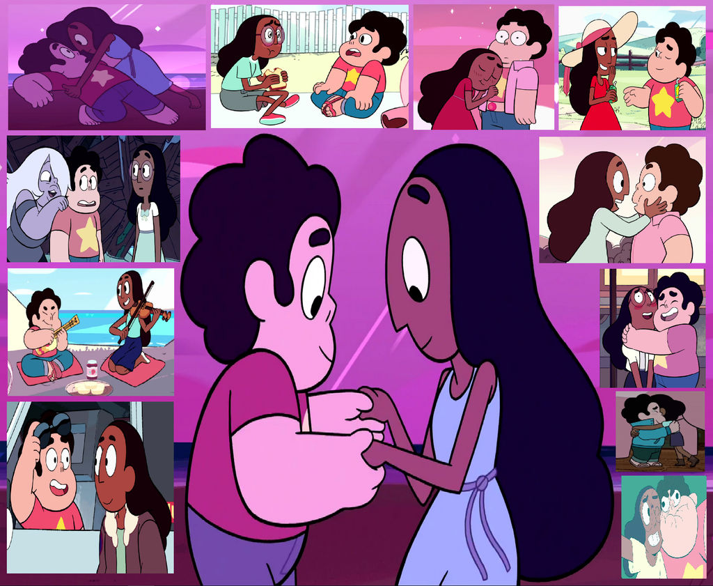Couple Collage: Steven and Connie by Austria-Man
