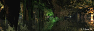 A Bryce Cavern by Zethara