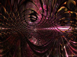 Bryce 5.5 Abstract II by Zethara