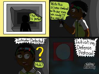 LCF vs TFC Chapter 2 Page 3 by FrostbiteRyan