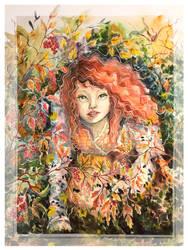 'Autumn light' By Annette Schelvis by niumeblog