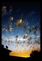 Sydney Sky by Rangie